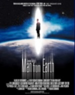 THE MAN FROM EARTH … arrives on February 13